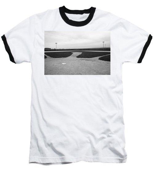 Baseball Baseball T-Shirt by Frank Romeo
