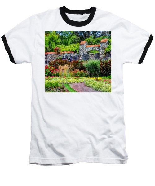 Biltmore Gardens Baseball T-Shirt