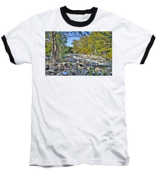 Guadalupe River Baseball T-Shirt