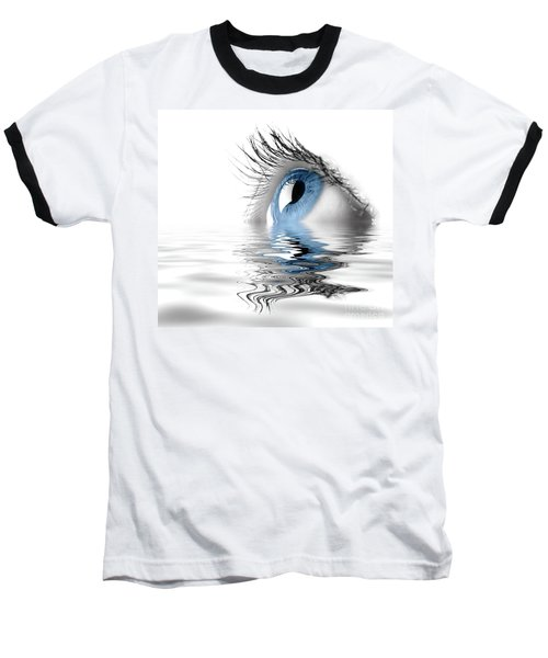 Blue Eye Baseball T-Shirt