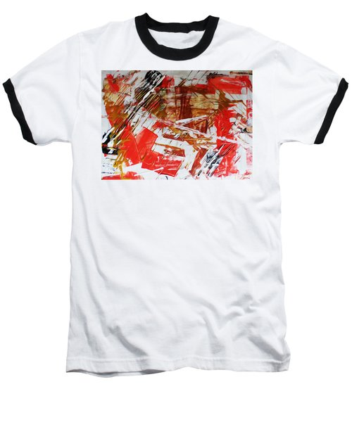 Comission 23 Uplifting Behaviour Baseball T-Shirt