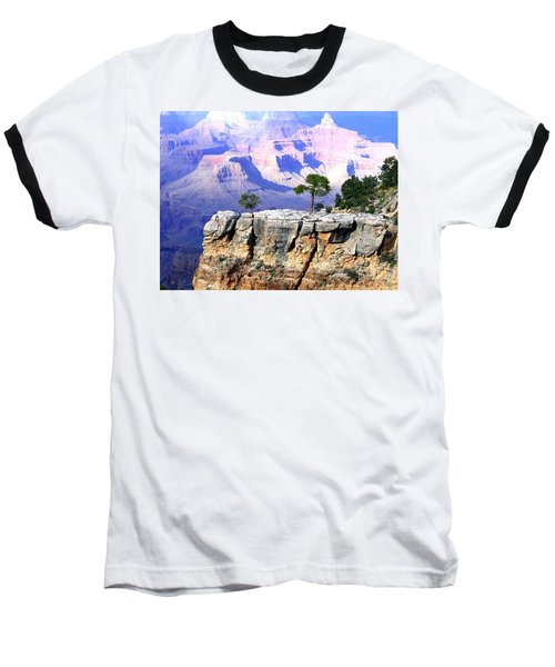 Grand Canyon 1 Baseball T-Shirt