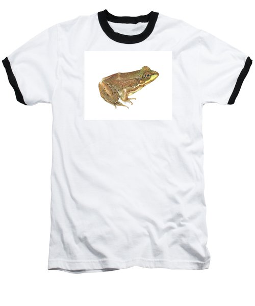 Green Frog Baseball T-Shirt