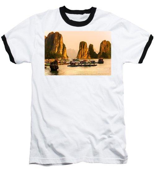 Halong Bay - Vietnam Baseball T-Shirt
