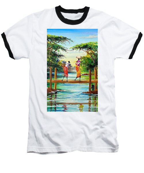 L  115 Baseball T-Shirt