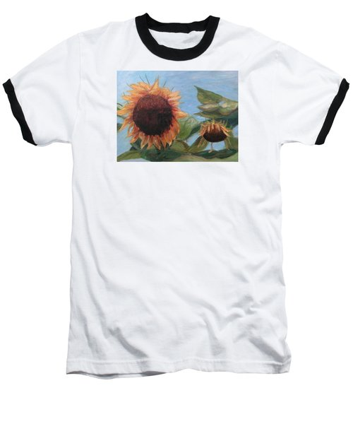 My Sunflowers Baseball T-Shirt