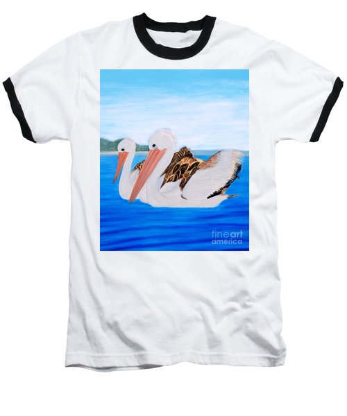 Pelicans.   Inspirations Collection. Baseball T-Shirt