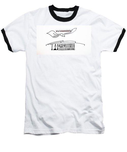 Pentecost Baseball T-Shirt