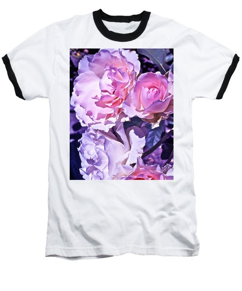 Rose 60 Baseball T-Shirt