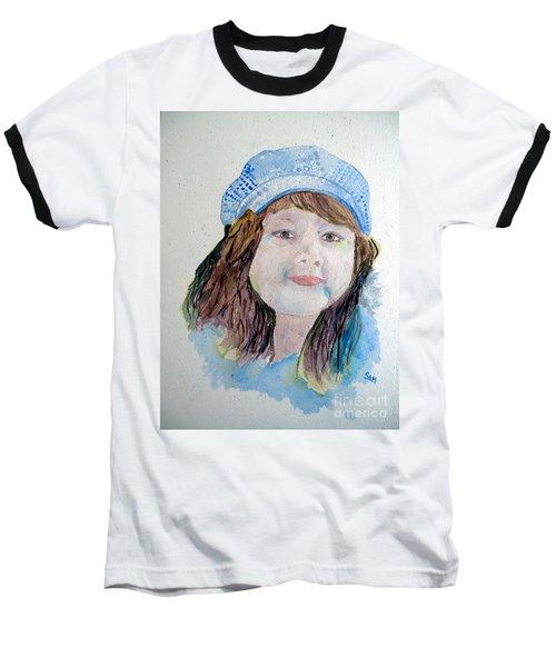 Sarah Baseball T-Shirt