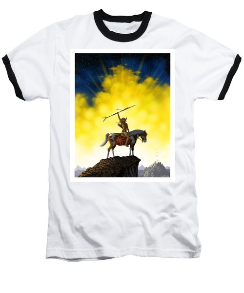 The Signal Baseball T-Shirt