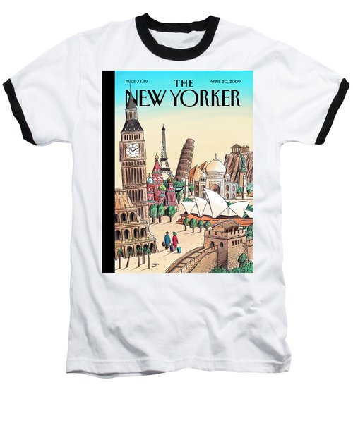 New Yorker April 20th, 2009 Baseball T-Shirt