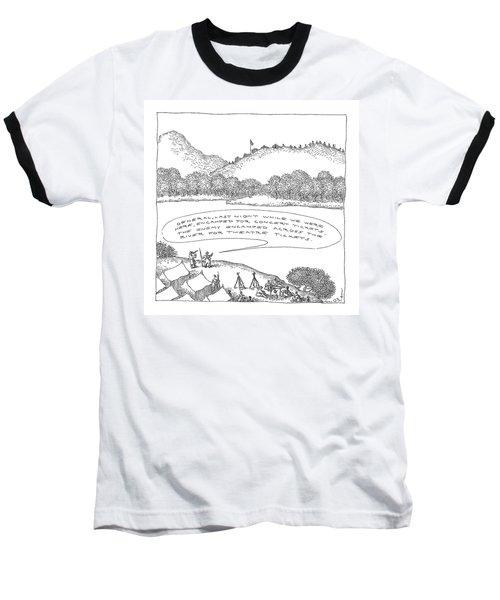 New Yorker August 22nd, 2005 Baseball T-Shirt