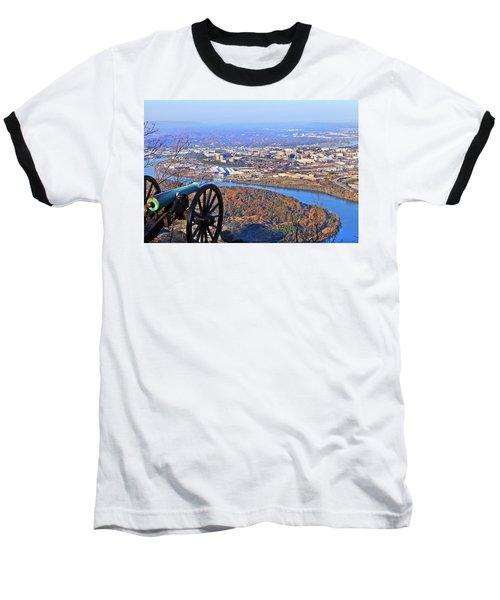 Chattanooga In Autumn Baseball T-Shirt