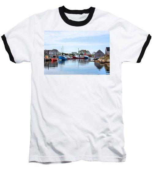 Peggys Cove Baseball T-Shirt