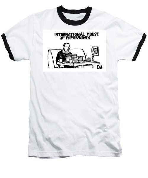 New Yorker March 19th, 2007 Baseball T-Shirt