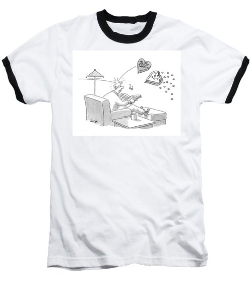 New Yorker February 11th, 2008 Baseball T-Shirt