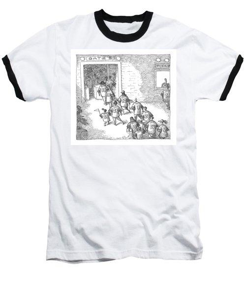 New Yorker December 11th, 2006 Baseball T-Shirt