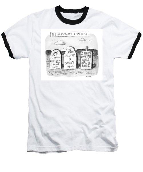 New Yorker December 19th, 2016 Baseball T-Shirt