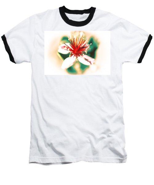 Baseball T-Shirt featuring the photograph Flower by Gunter Nezhoda