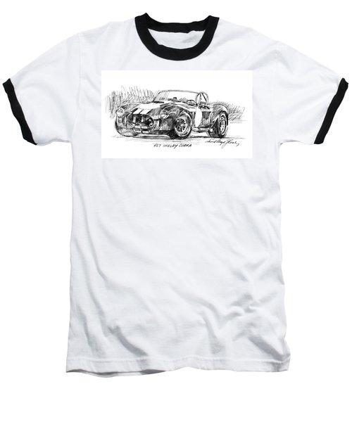 427 Shelby Cobra Baseball T-Shirt