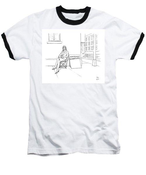 New Yorker September 24th, 2007 Baseball T-Shirt