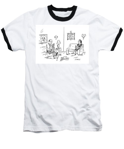 New Yorker January 23rd, 2006 Baseball T-Shirt