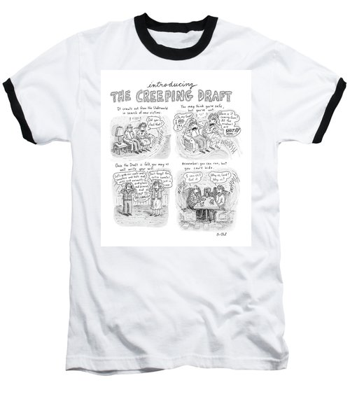 New Yorker January 15th, 2007 Baseball T-Shirt