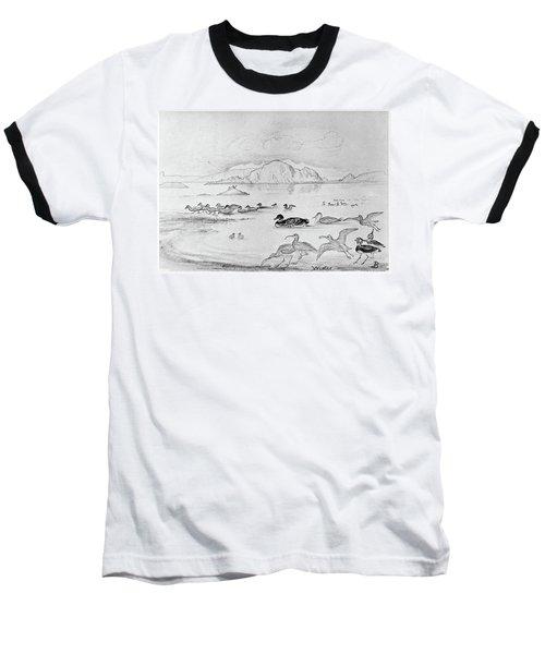 Blackburn Birds, 1895 Baseball T-Shirt