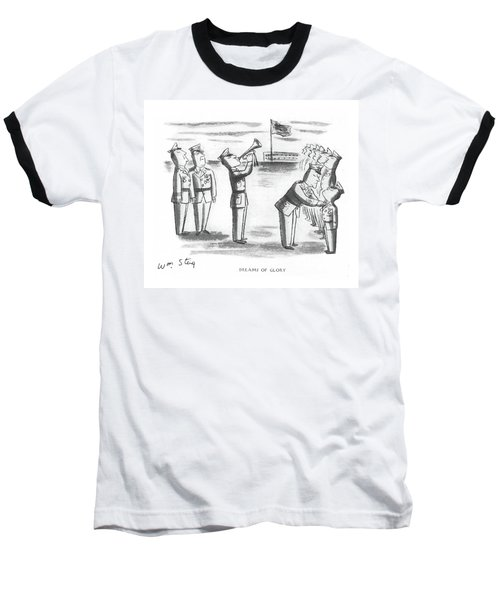 Dreams Of Glory Baseball T-Shirt
