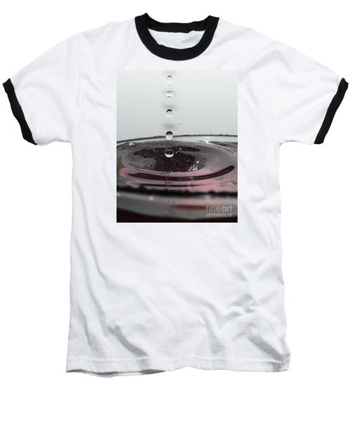 5 Water Drops Baseball T-Shirt