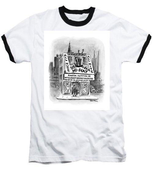 New Yorker November 21st, 2005 Baseball T-Shirt