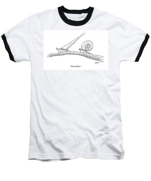 Gesundheit Baseball T-Shirt