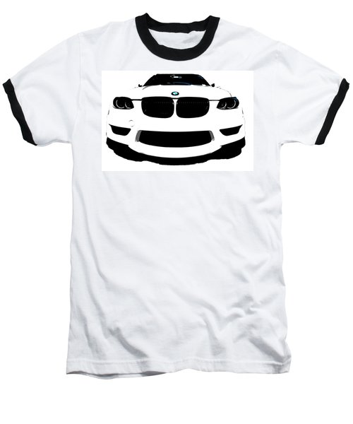 Baseball T-Shirt featuring the photograph BMW by J Anthony