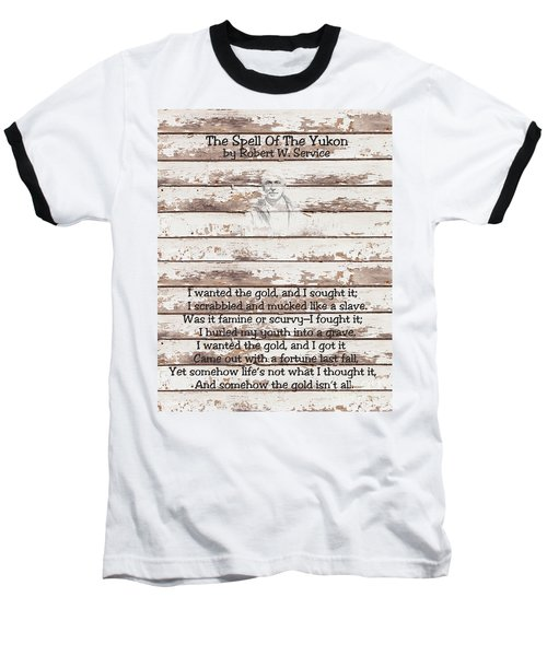 Spell Of Yukon Baseball T-Shirt