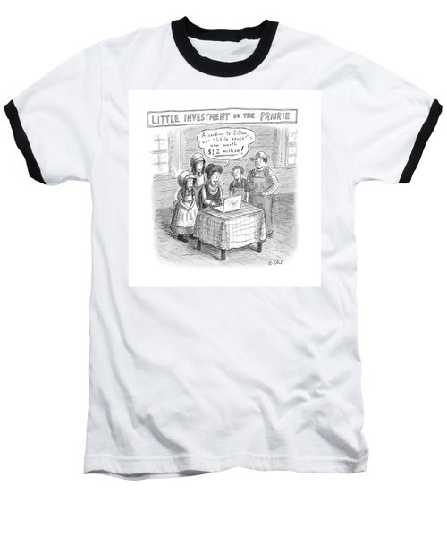 New Yorker December 5th, 2016 Baseball T-Shirt