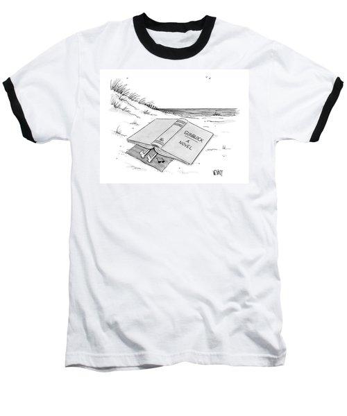 New Yorker August 9th, 2004 Baseball T-Shirt