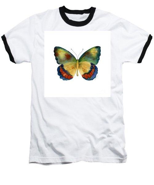 67 Bagoe Butterfly Baseball T-Shirt