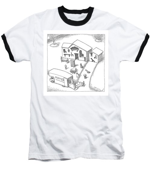 New Yorker April 30th, 2007 Baseball T-Shirt