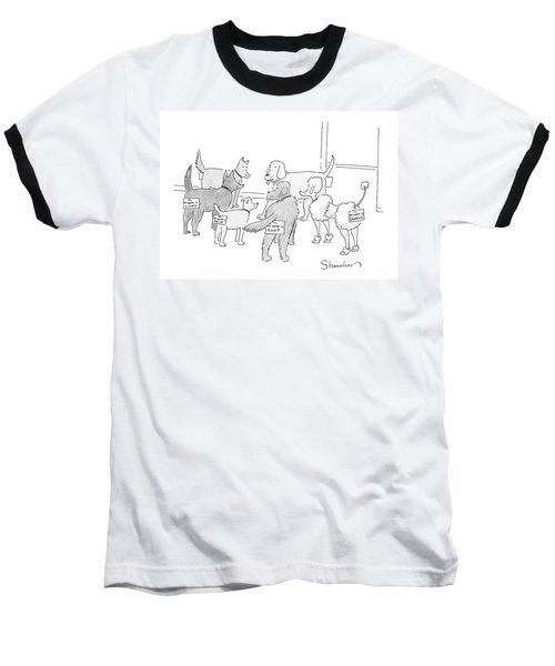 New Yorker September 17th, 2007 Baseball T-Shirt