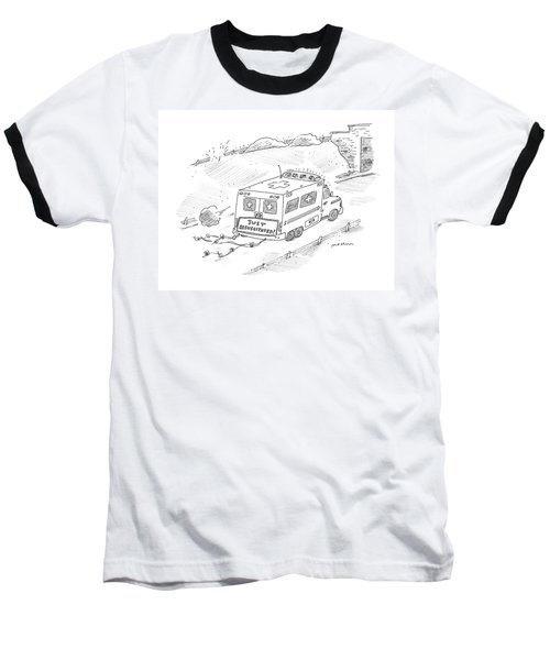 New Yorker January 17th, 2000 Baseball T-Shirt