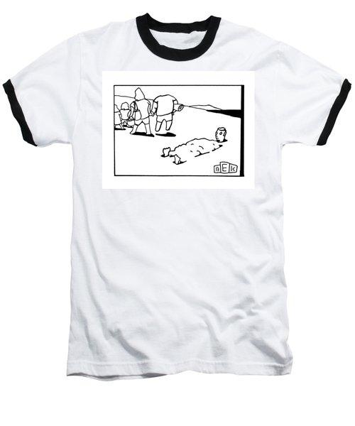 New Yorker August 4th, 2008 Baseball T-Shirt