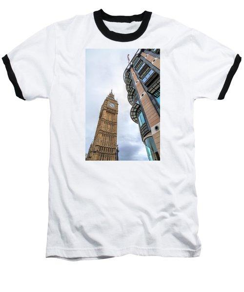 A Corner In London Baseball T-Shirt