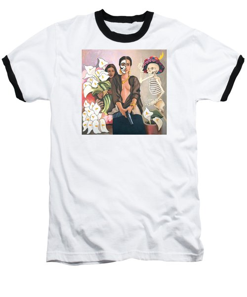 A Dangerous Woman Baseball T-Shirt