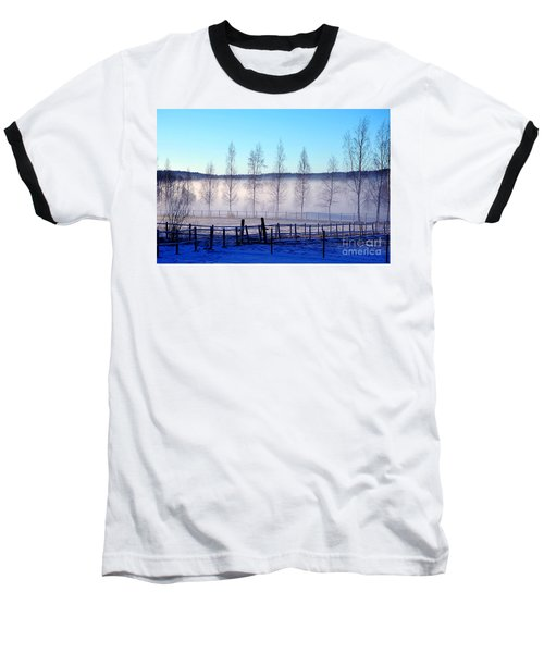 A Day Off Baseball T-Shirt