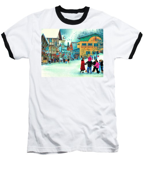 A Joyful Time Baseball T-Shirt
