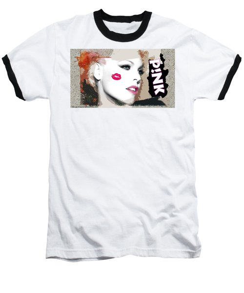 A Kiss On The Cheek Baseball T-Shirt
