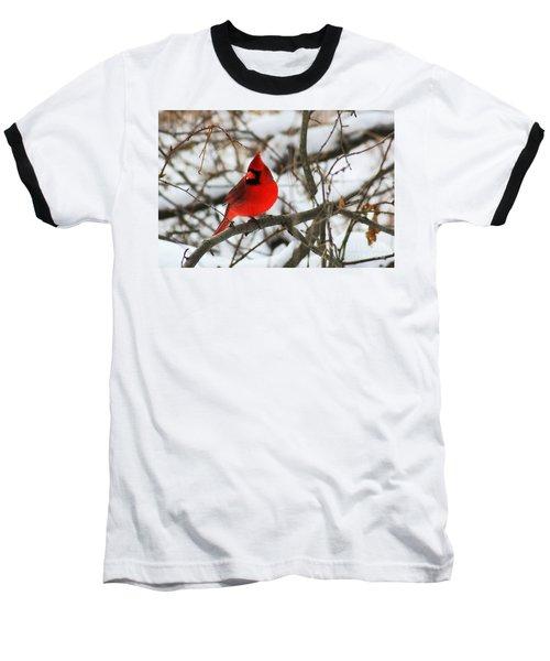 A Little Bit Of Colour Baseball T-Shirt