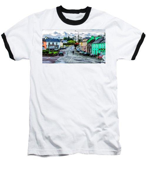 A Man And His Dog Baseball T-Shirt