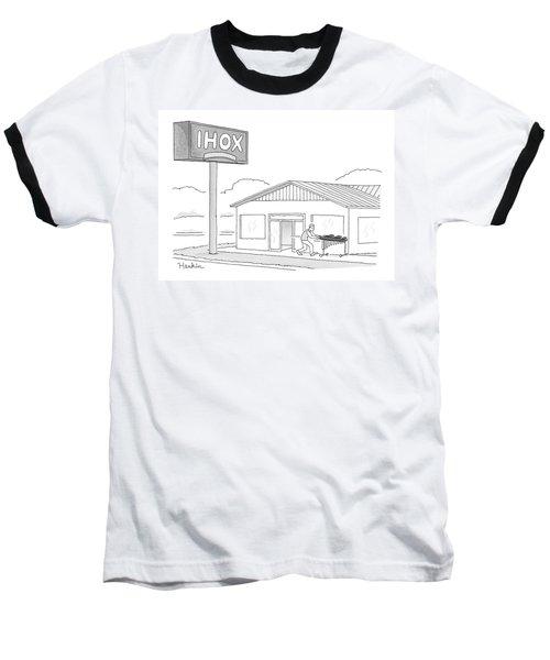Ihox Baseball T-Shirt